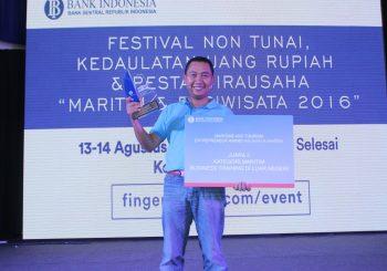 PT. Binaga Ocean Surveyor (BOS) Peroleh Penghargaan di Bidang Maritim